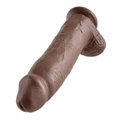 Fetish Fantasy Elite Vibrating 6-Inch Dildo - Purple